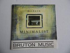 BRUNTON MUSIC - Modern Minimalist - BRP15 - CD - 24 Tracks.