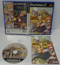Console Game Playstation 2 PS2 PSX2 PAL Koei RPG - Atelier Iris Eternal Mana -