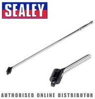 "Sealey AK7302 Extra Long Breaker Pull Bar 750mm 1/2""Sq Drive (29.5""long)"