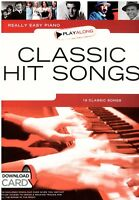 Klavier Noten : Classic Hit Songs - (Really Easy Piano)  leicht  - AM 1010658
