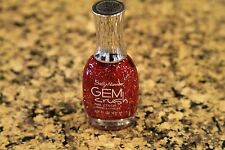 SALLY HANSEN GEM CRUSH NAIL POLISH - CHA-CHING!  - BRAND NEW