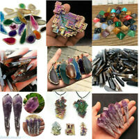 Mixed Natural Stones Raw Quartz Crystal Mineral Rocks Collection Specimens Gift