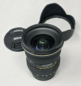 Tokina AF 12-24mm f4 AT-X Pro SD IF DX Lens 12-24/4 Nikon