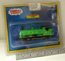 Bachmann US 58810 - Thomas & Friends 'Duck' 0-6-0PT Locomotive - New (00/H0)