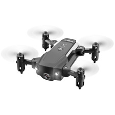 Foldable Mini Drone RC FPV Quadcopter with HD Camera Wifi Remote Dron Helicopter