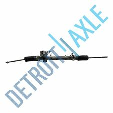 Complete Power Steering Rack and Pinion Assembly for Ford Focus 2006-2011