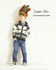 debbie bliss knitting pattern db 123 eagle cardigan jacket bargain