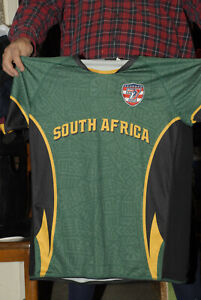 South African Rugby 7's USA jersey