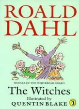 The Witches (Puffin Books),Roald Dahl, Quentin Blake