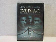 DVD - Zodiac - Full Screen Edition - Rated R - Director David Fincher - Thriller