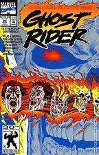 GHOST RIDER # 25 - COMIC - 1992 - 8