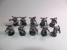 10 Taktische Chaso Marines (3) - Chaos Space Marines - Warhammer 40K