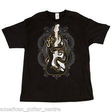 More details for fender viper snake t-shirt medium