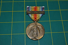 WW1 Navy US Victory Medal  Unofficial Russia Bar