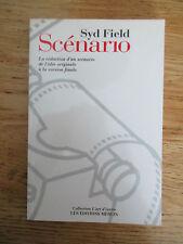 Scénario Rédaction de l'idée originale à la version finale Cinéma FIELD 1990