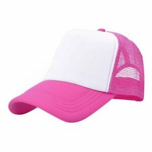 Kids Boy Girl Hat Baseball Hat Cap Baby Summer Sun Cotton+Net Hat Snapback Cap