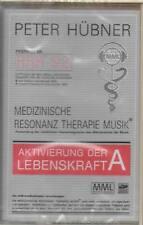 Peter Hübner Medizinische Resonanz Therapie Musik Aktivierung Lebenskraft MC NEU