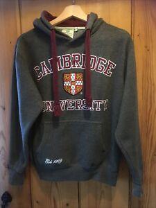 Official Cambridge University Hoodie S