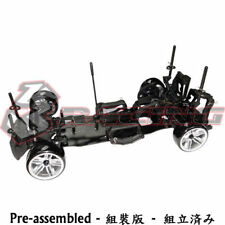 3RACING D4 RWD 1/10 Drift Car Kit Pre-assembled Sport Black Ed No Electronics