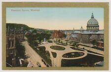Canada postcard - Dominion Square, Montreal