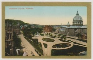 Kanada Postkarte - Dominion Quadratisch, Montreal (A103)