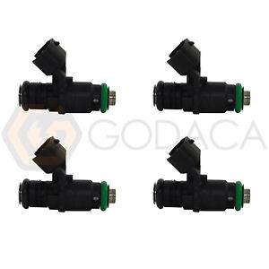 4x Fuel Injector for Volkswagen 036906031AJ