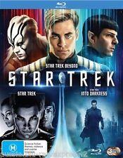 Star Trek Movie Collection 1-3