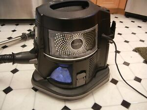RAINBOW E2 VACUUM BLACK EDITION 2-SPEED LED LIGHTS One OWNER Excellent!!!