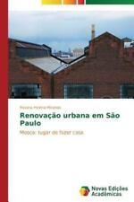 Renovacao Urbana Em Sao Paulo (Paperback or Softback)
