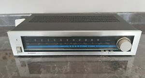 Vintage Pioneer TX-520L AM/FM Stereo Tuner - Tested Working