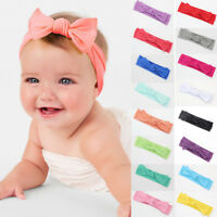 EG/_ 10 Pcs Kids Girls Baby Toddler Flower Headband Hair Band Headwear Accessorie
