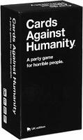 Cards Against Humanity UK V2.0 Latest Edition New Sealed 600 cards FREE SHIP