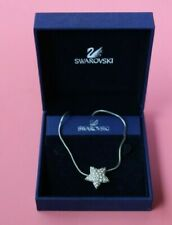 Genuine Swarovski Star Pendant / Necklace