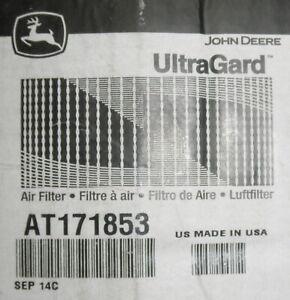 AT171853 OEM John Deere Air Filter USA 2940-01-555-6274 Genuine Deere UltraGa...