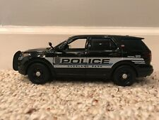 Overland Park Kansas  Police Department diecast car Motormax 1:24 scale Ford SUV