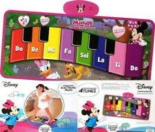 DISNEY MINNIE MOUSE INTERACTIVE ELECTRONIC FLOOR PIANO MUSIC MAT NEW