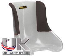 Tillett Seat T10 Soft (VG) Black 1/4 Cover MS UK KART STORE