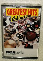 NEW SEALED RCA Greatest Hits Collection (1993) Cassette Tape Elvis, Waylon, more