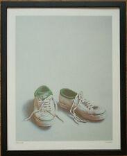 Flashes Verde-Tipo Gladwell-Frame 20''x16'' - Poster Vintage entrenador de Dunlop