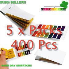 400Pcs Indicator Test Strips 1-14 Paper Litmus Tester Laboratory Urine & Saliva