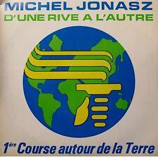 MICHEL JONASZ d'une rive à l'autre/theme d'arrivée de la flamme SP 1986 WEA EX++