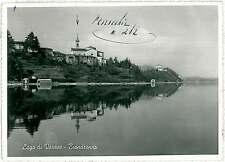 CARTOLINA d'Epoca - VARESE : Biandronno 1953
