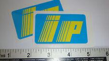 """2 Ip 3 """"Aprox Moto Casco pegatinas OIM Tt Motos Racing Modelos De Autos"""
