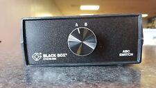 BlackBox ABC Switch, SWL088A-FFF, 25 pin