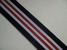 The Military Medal 1916 Ribbon Full Size 16cm long
