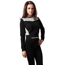 Feine taillenlange Damen-Pullover aus Baumwolle
