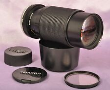 Tamron 70-210 mm x 3,8-4,5 adaptal 2 F YASHICA/CONTAX Objectif grand angle