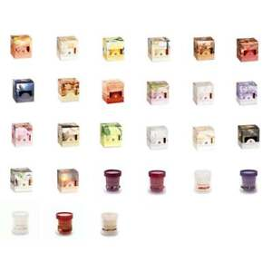 Heart & Home Scented Sampler Votive Candles New