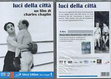 LUCI DELLA CITTA' - C. CHAPLIN - DVD (NUOVO SIGILLATO)
