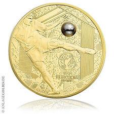 200 Euro Gold Frankreich UEFA Euro 2016 PP - gekapselt im Etui mit Umkarton